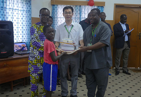 Confucius Institute in Benin