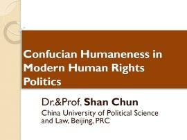 Shan Chun Presentation