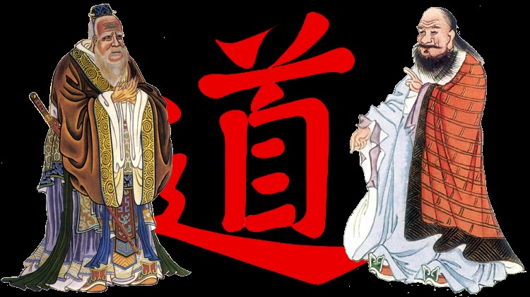 Confucius and daoism